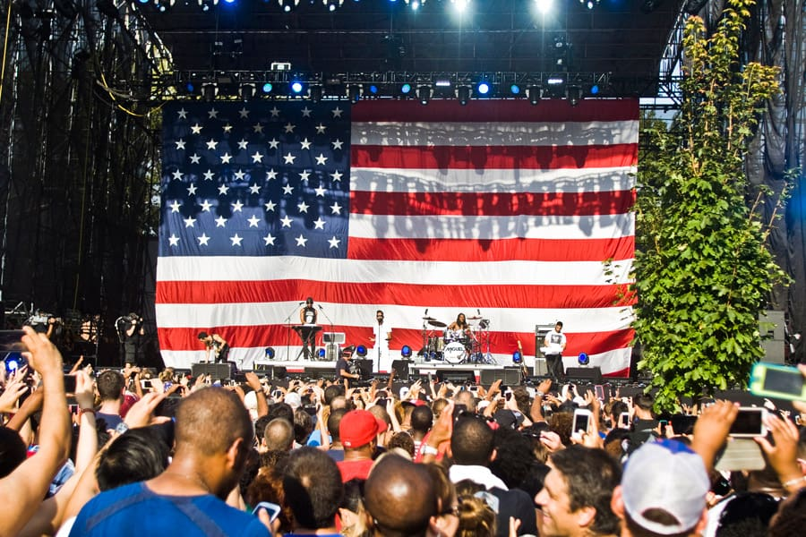 Made-in-America-music-festival