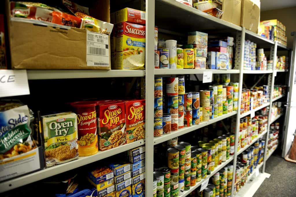 Non-perishable-food-items