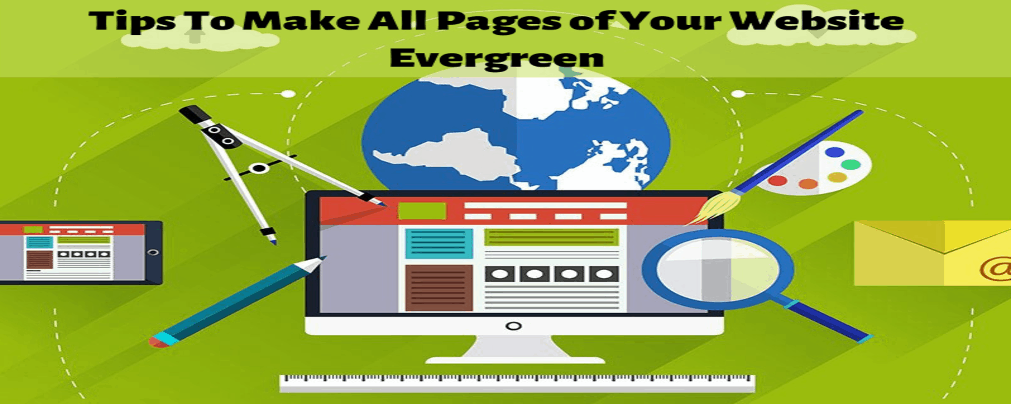 Website-Evergreen-Content