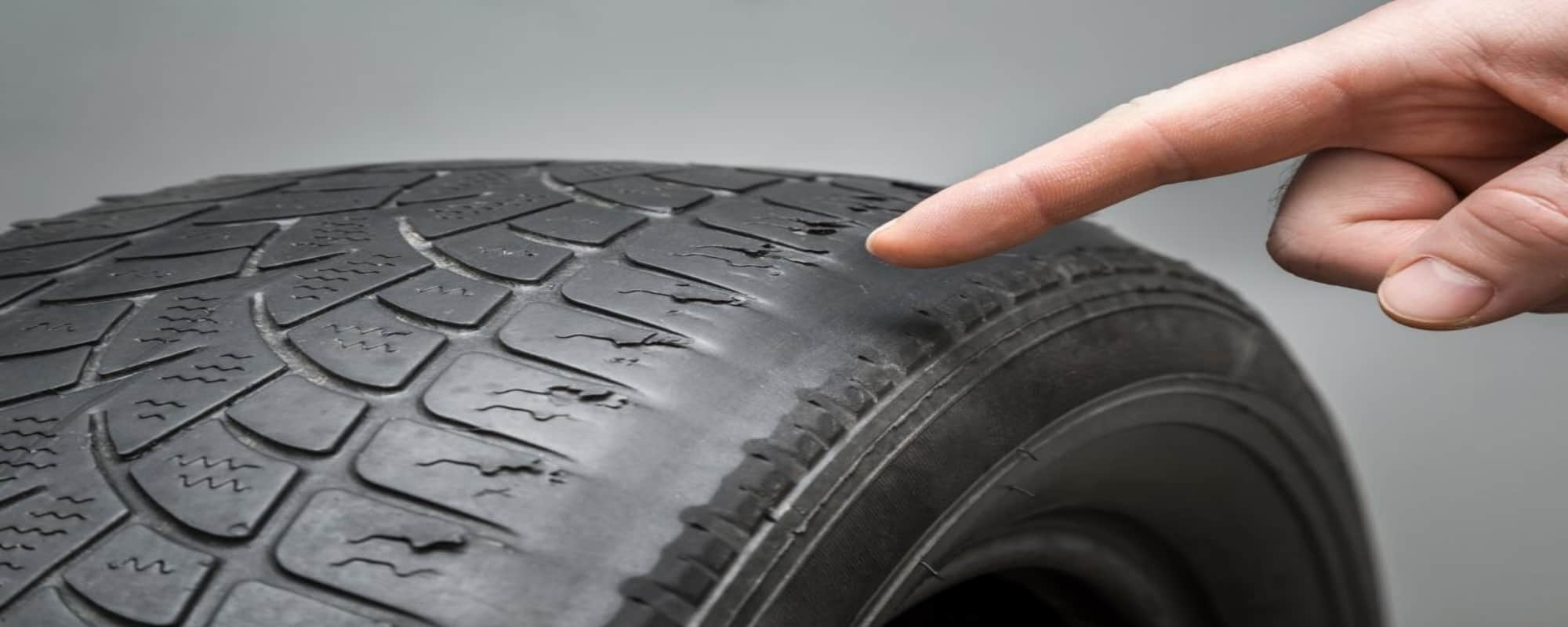 Importance of Tyre Tread Depth