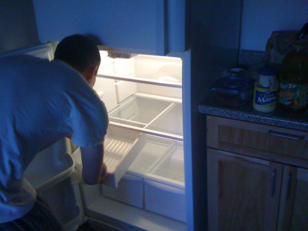 Cleaning-a-Refrigerator