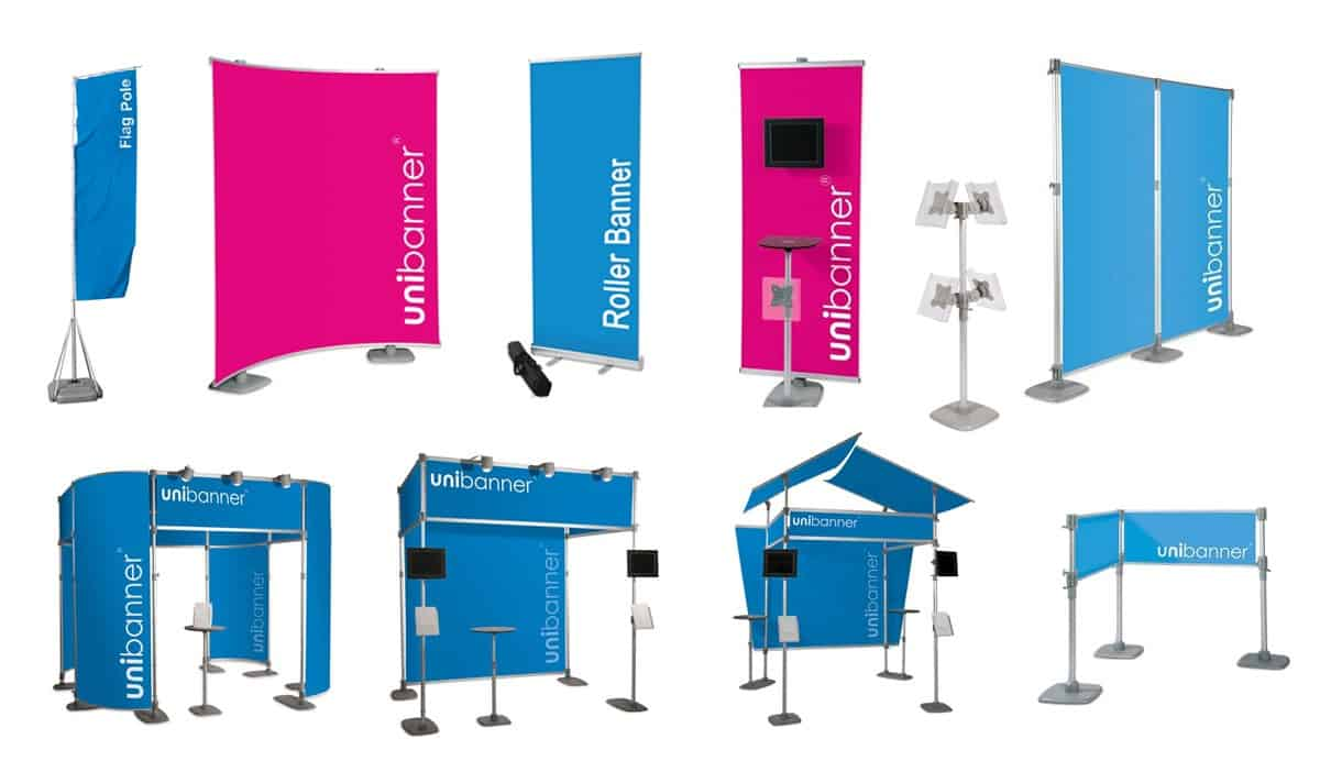 Exhibition Banner Stands the Cost-Effective and Versatile Choice