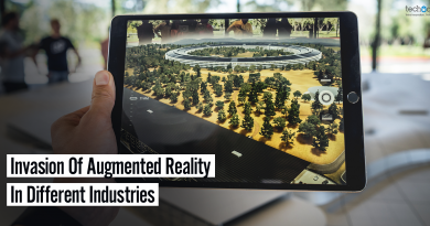 AR technology in Industries