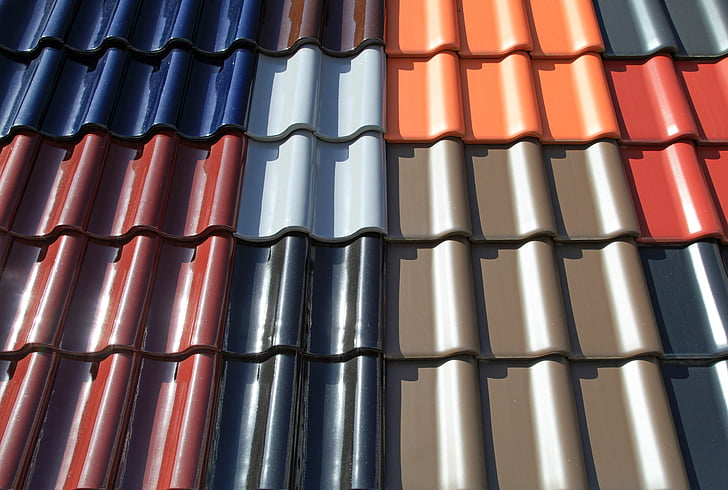 Concrete Tiles Roofing Materials