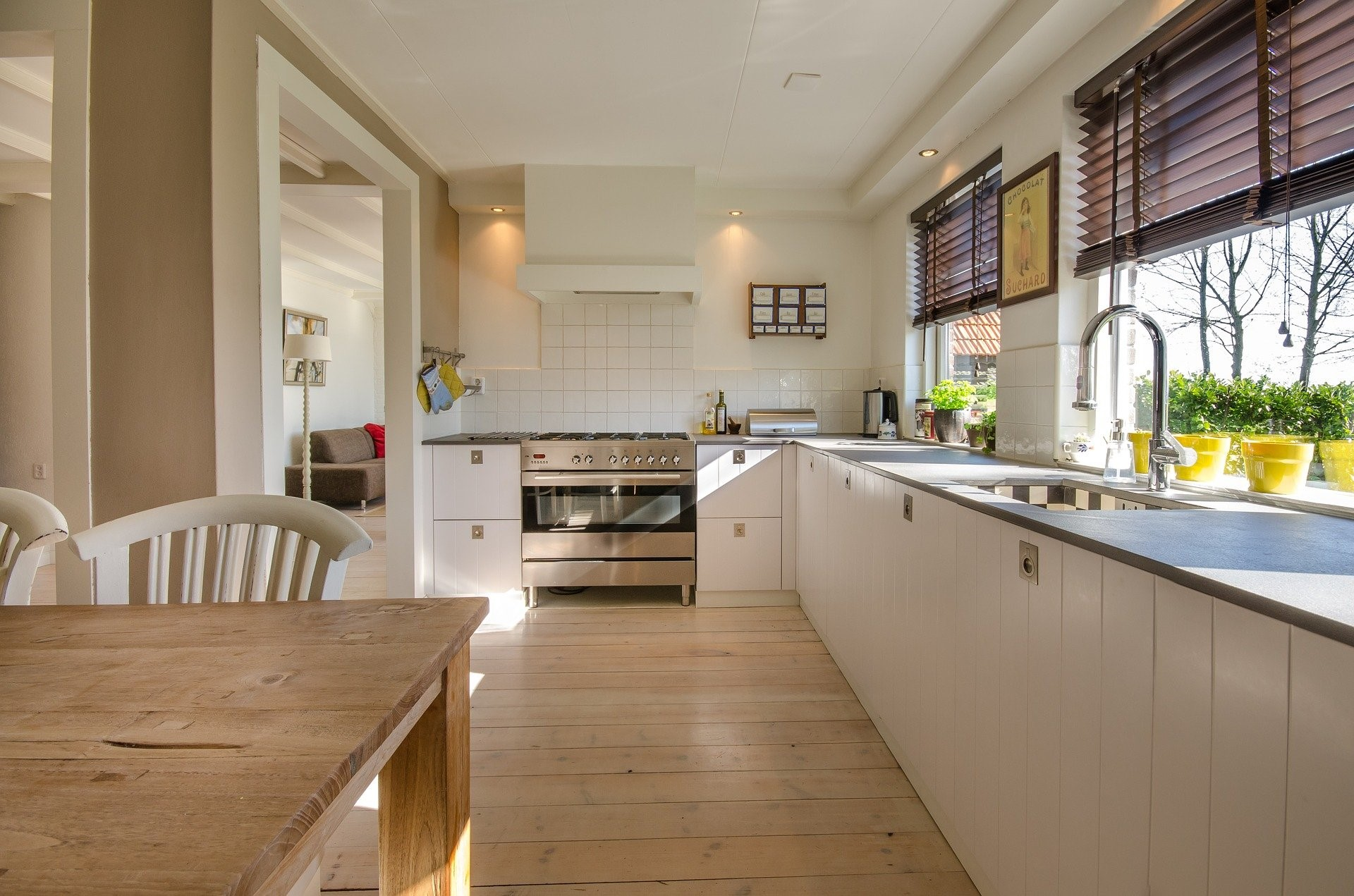 Kitchen Maintenance Ways