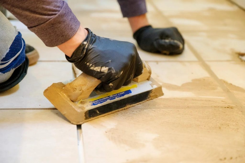 Grout for Ceramic Tiles