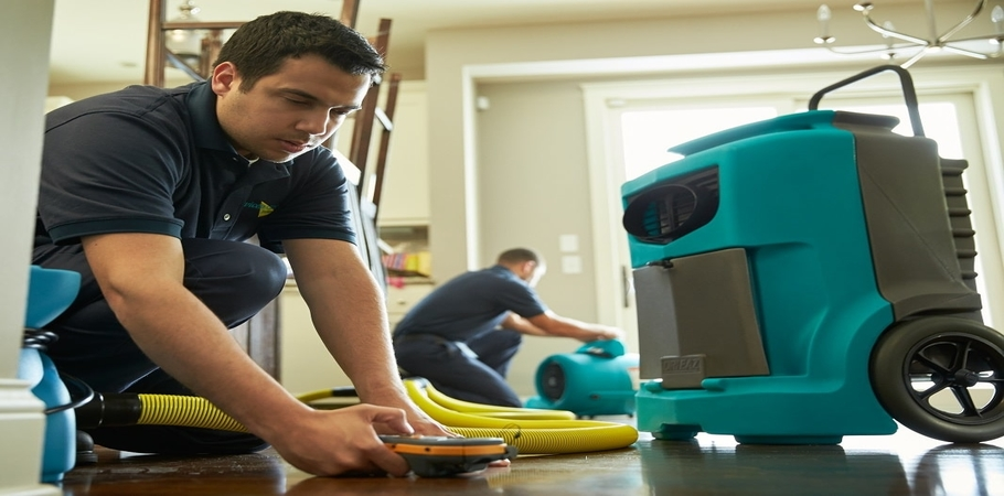Tips for Cleaning Process After Flood