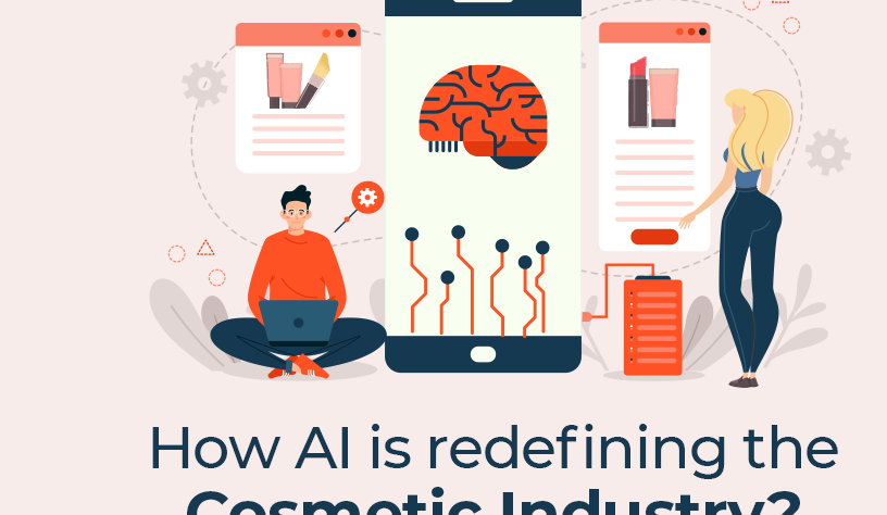 How AI is redefining the cosmetic industry