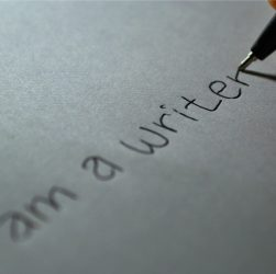 Imperfect in Writing